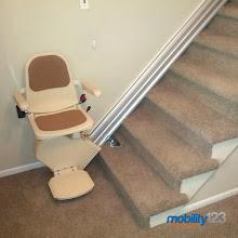 Photo: Brooks Stair Lift | NJ