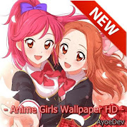 Anime Girls Wallpaper - AyoeDev APK
