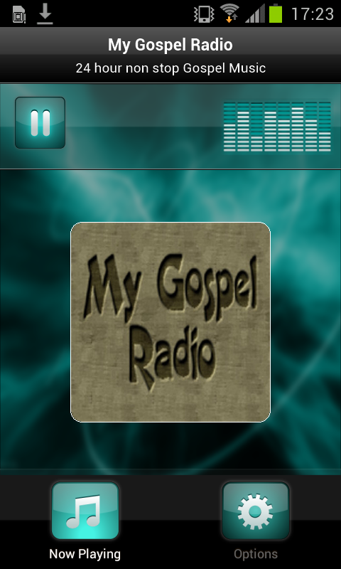 My Gospel Radio- screenshot