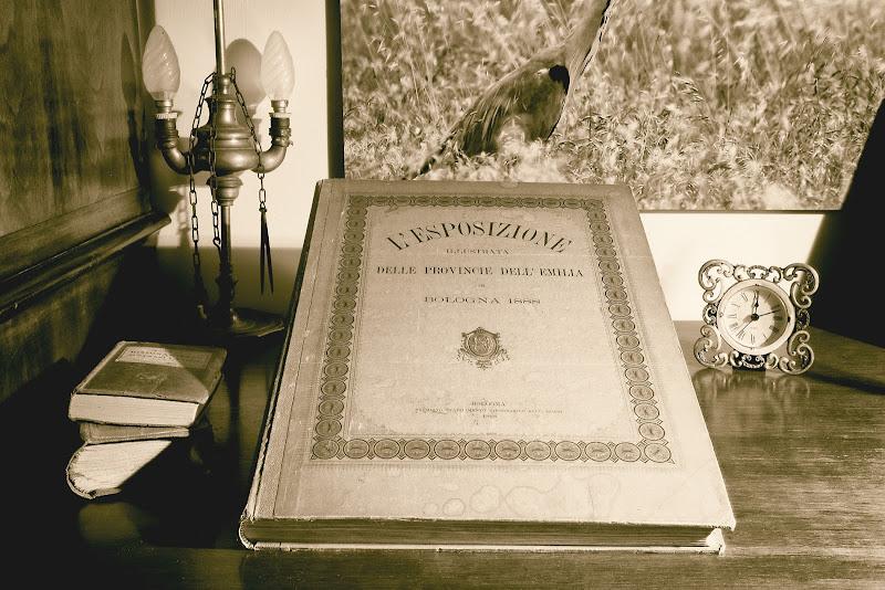 antichi libri di Fotodiale