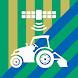 AgriBus-NAVI(アグリバスナビ)トラクター用GPSナビゲーション