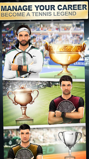 TOP SEED Tennis: Sports Management & Strategy Game  screenshots 1