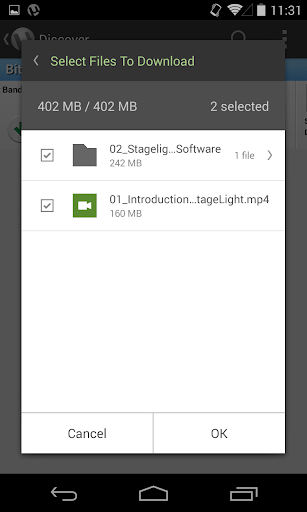 µTorrent® Pro - Torrent App screenshot 3