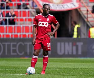"""Jackson Muleka pointe ce que le Standard doit améliorer : """"Ca nous fait un peu défaut ces derniers temps"""""""