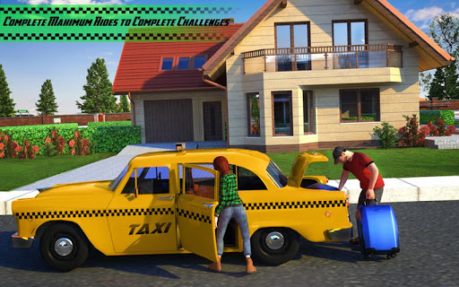 Yellow Cab American Taxi Driver 3D: New Taxi Games  screenshots 15