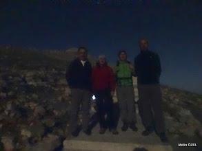 Photo: Nemrut Dağı'na yürüyoruz. Saat: 03:45 Karadut Köyü-Kahta-Adıyaman- 22.05.2016 Mezopotamya (Gaziantep-Şanlıurfa-Adıyaman Nemrut Dağı)  Etkinliği. - 19-20-21-22 Mayıs 2016