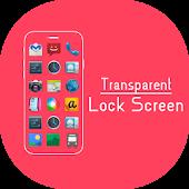 Transparent Gesture ScreenLock