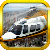 City Helicopter Simulator 3D