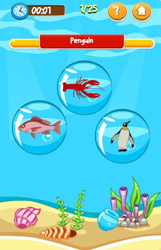 Game Anak Edukasi Hewan Laut 2.0.0 screenshots 6