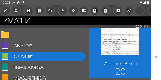 Ink & Paper Handwrite PDF Notes Mod Apk v5.5.7 (Paid) 1