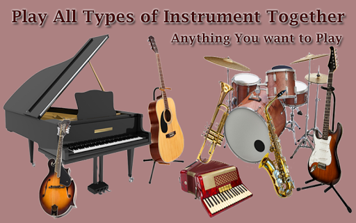 All In One Musical Instruments
