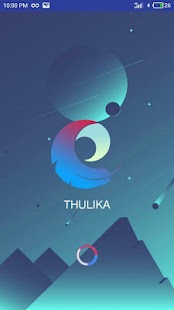 Thulika -Anonymous Social network - náhled