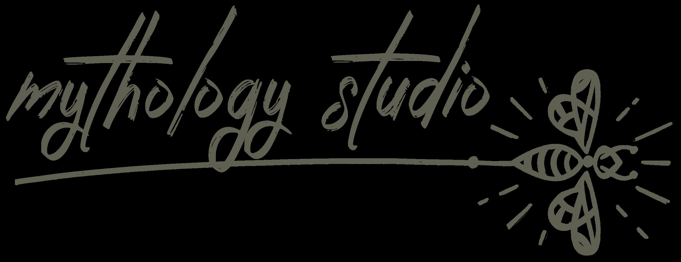 Mythology Studio Logo