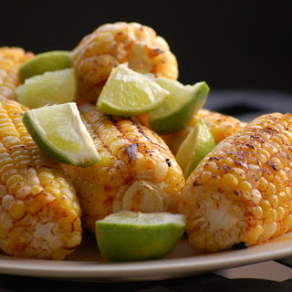 Chili-Lime Infused Corn On The Cob