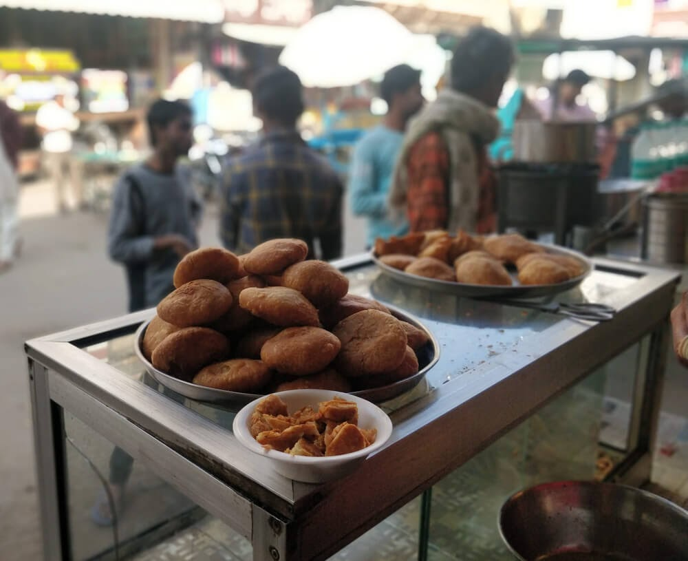 kachori+pushkar+animal+fair+rajasthan