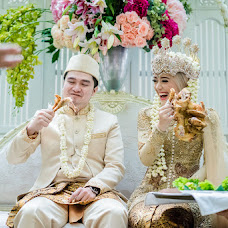 Wedding photographer Fitra Sujawoto (fitrasujawoto). Photo of 15.03.2017