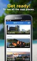 Screenshot of Skypicker cheapest flights