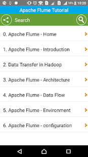 Guide Apache Flume Pro- screenshot thumbnail
