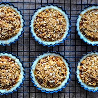 Apple Crumble Pies