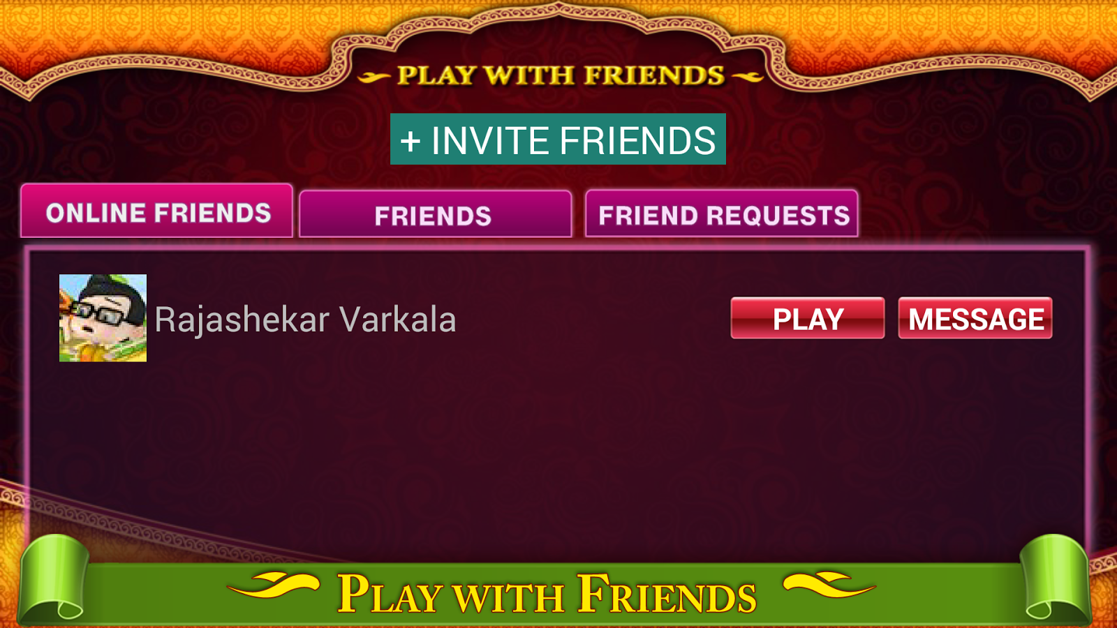 Teen Patti King - Flush Poker- screenshot