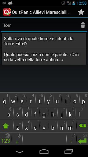 QuizPanic Al. Carabinieri PRO