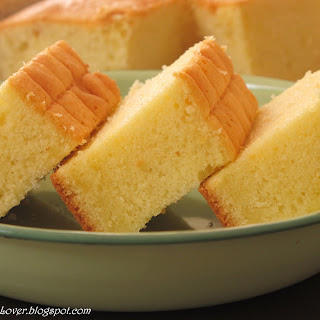 Old Fashioned Butter Cake.