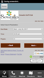Sewailo Golf Club- screenshot thumbnail