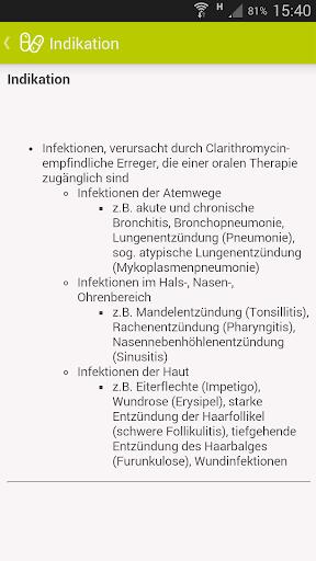 Arznei aktuell 2.2.6 screenshots 4