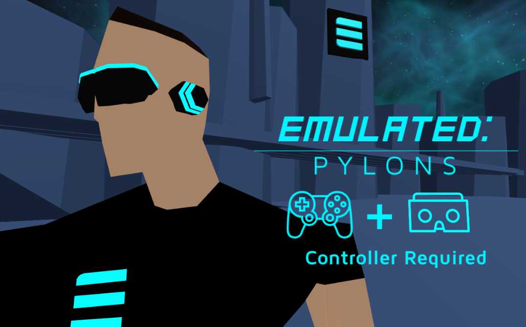 EMULATED: Pylons VR- screenshot