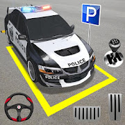 Modern Police Car Parking- Car Driving Games