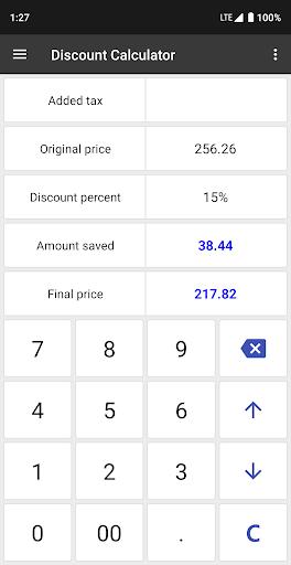 ClevCalc - Calculator screenshot 5