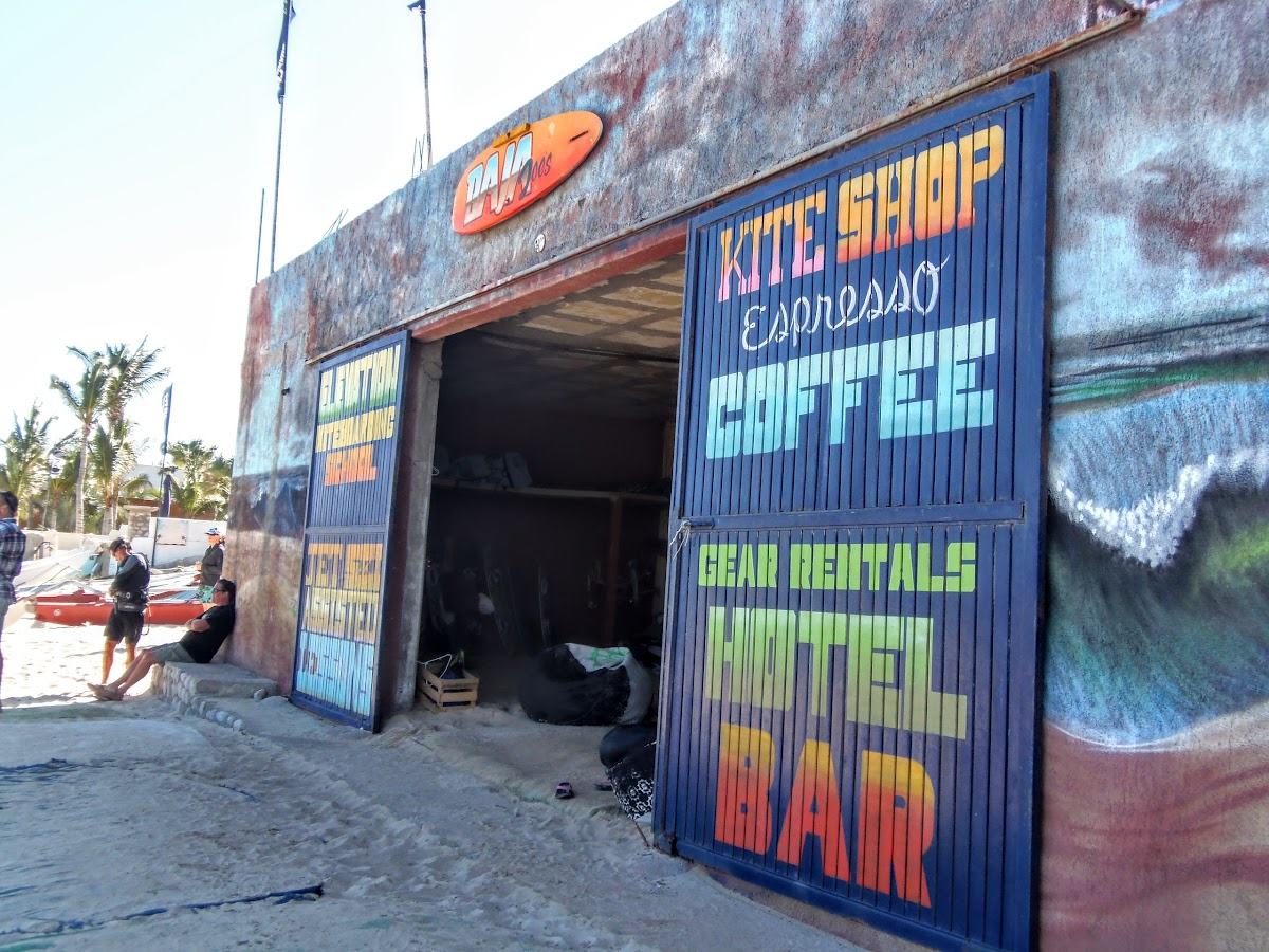 Baja Joe Lodging and Kite Shop