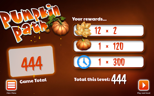 Pumpkin Path – Logic Puzzle- screenshot thumbnail