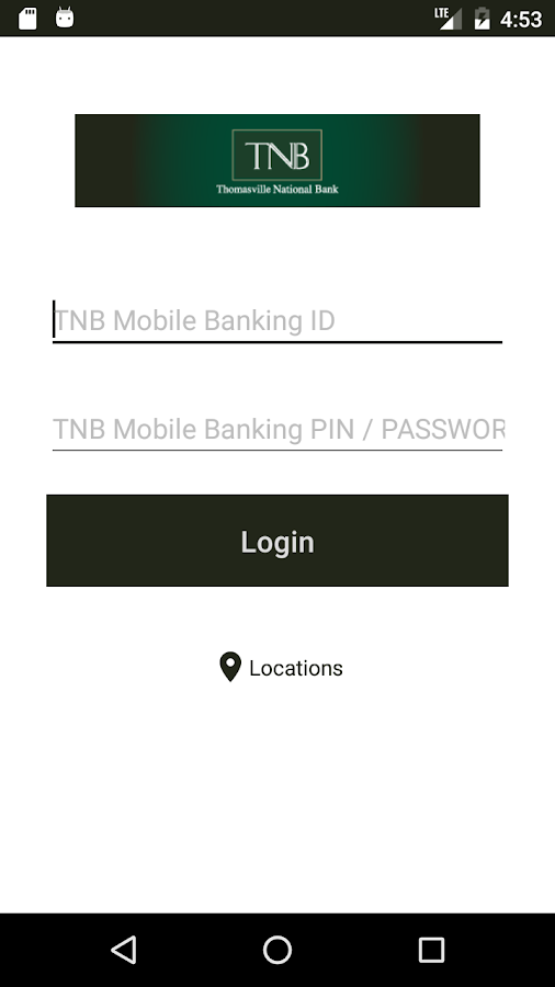 TNB Mobile Banking- screenshot
