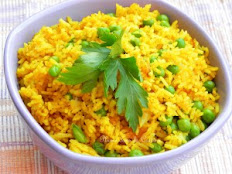 A8 Riz au curry