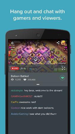 Kamcord- Live Mobile Game Vids 1.4 screenshot 145615