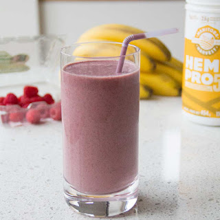 The Ultimate Busy Family Breakfast Smoothie.