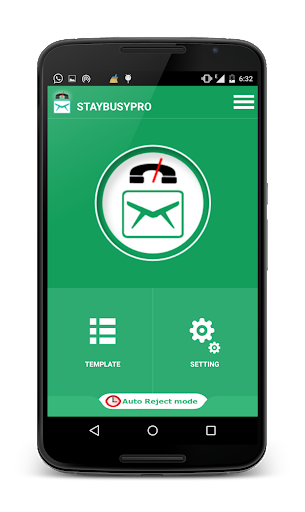 StayBusy PRO - Auto SMS Reply