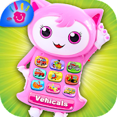 Baby Phone Learning Game For KIds Mod