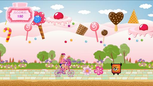 Barbie Bike Ride