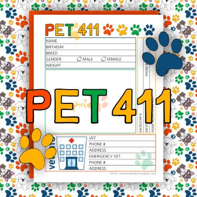 Pet 411
