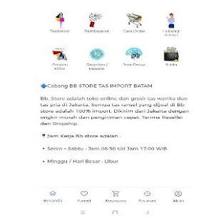 App BB_STORE TAS IMPORT JAKARTA APK for Windows Phone