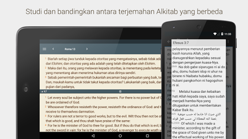 Alkitab Indonesian Bible screenshot 11