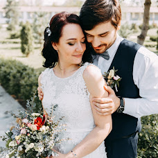 Wedding photographer Anastasiya Guseva (nastaguseva). Photo of 01.05.2018