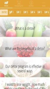 Detox vegan 10 days v1.0.3