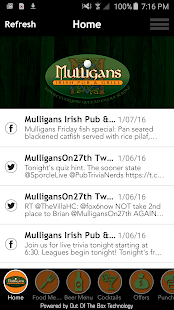 Mulligans Irish Pub & Grill- screenshot thumbnail