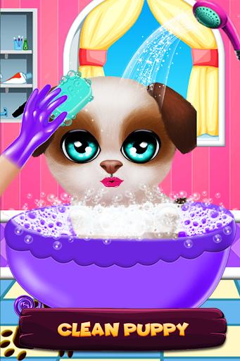 Puppy Dog Makeup Salon: Pet Makeover Salon & Spa 1.0 screenshots 11