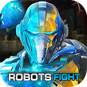 World X-Ray Robot Fighting Game