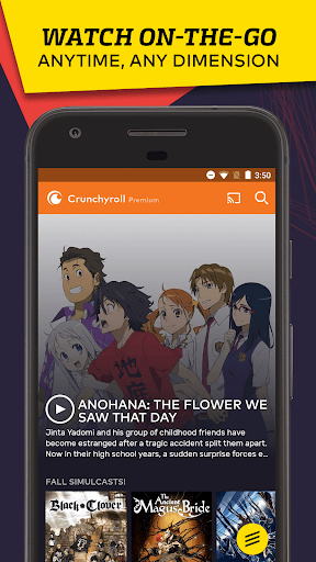 VRV: Anime, game videos & more  screenshots 3