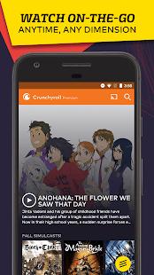 VRV: Anime, game videos & more Screenshot